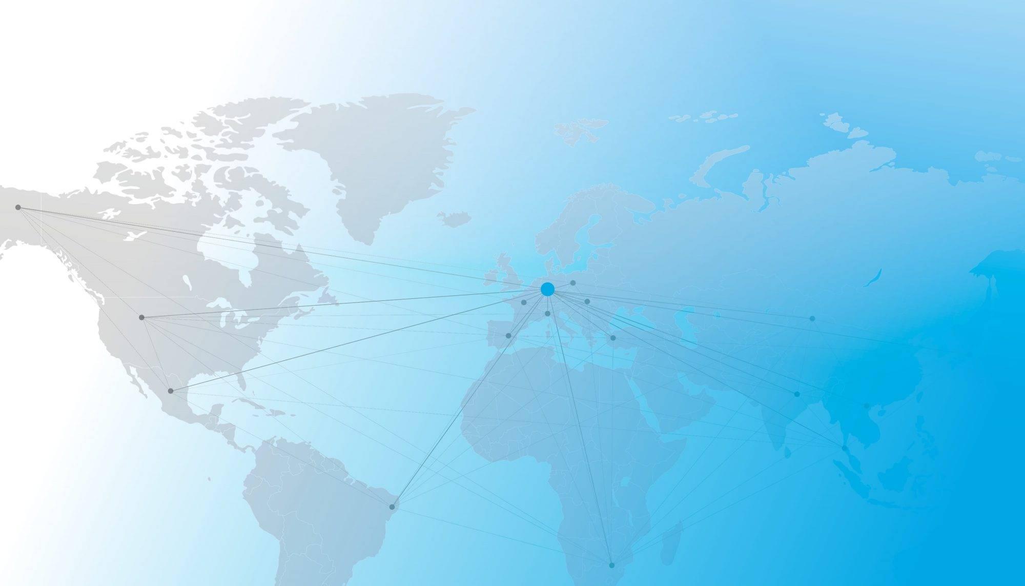 Weltweite-Standorte