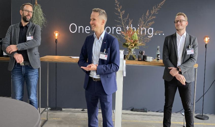Markus Cramer, Stellvertretender Regionalvorsitzender eepos