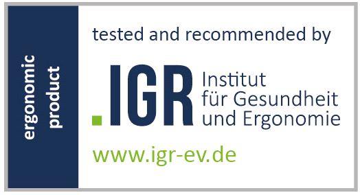 IGR ergonomic product