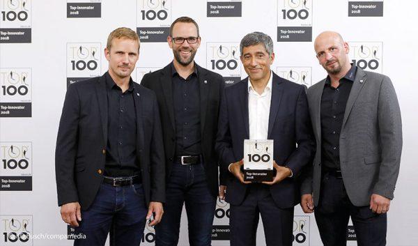 TOP 100 Innovator 2018