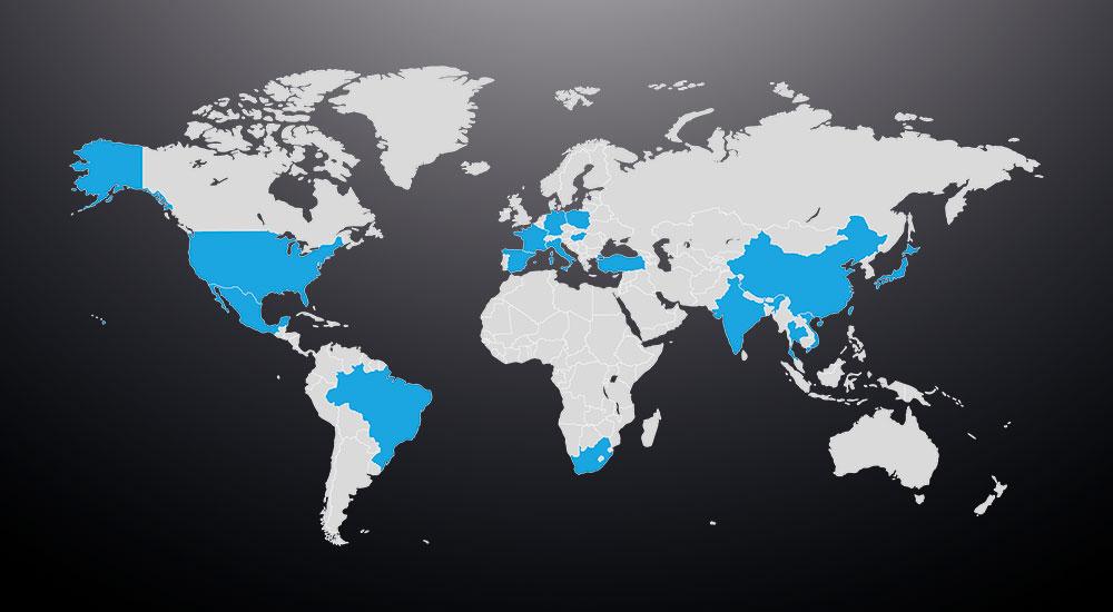 eepos weltweit