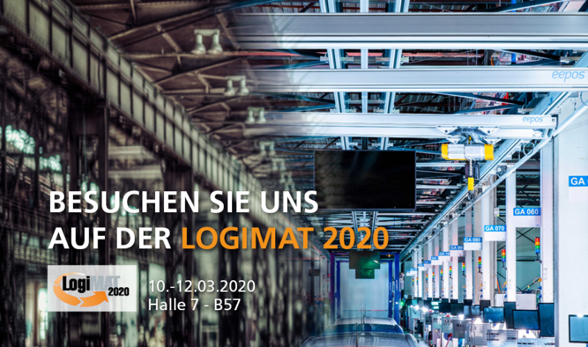 eepos auf der LogiMAT 2020