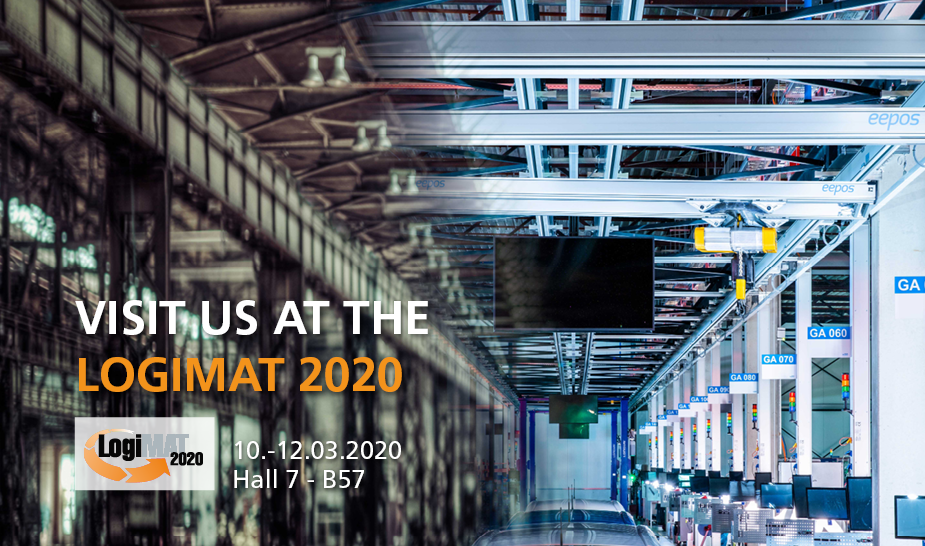 eepos at LogiMAT 2020