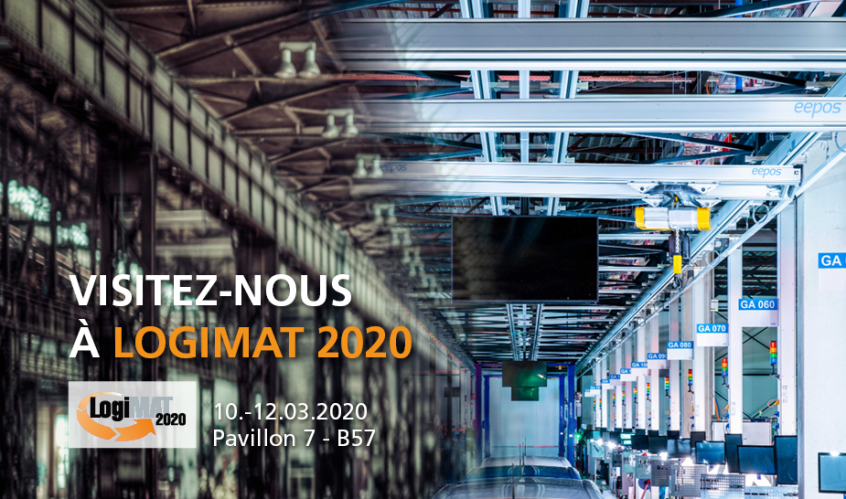 eepos au LogiMAT 2020